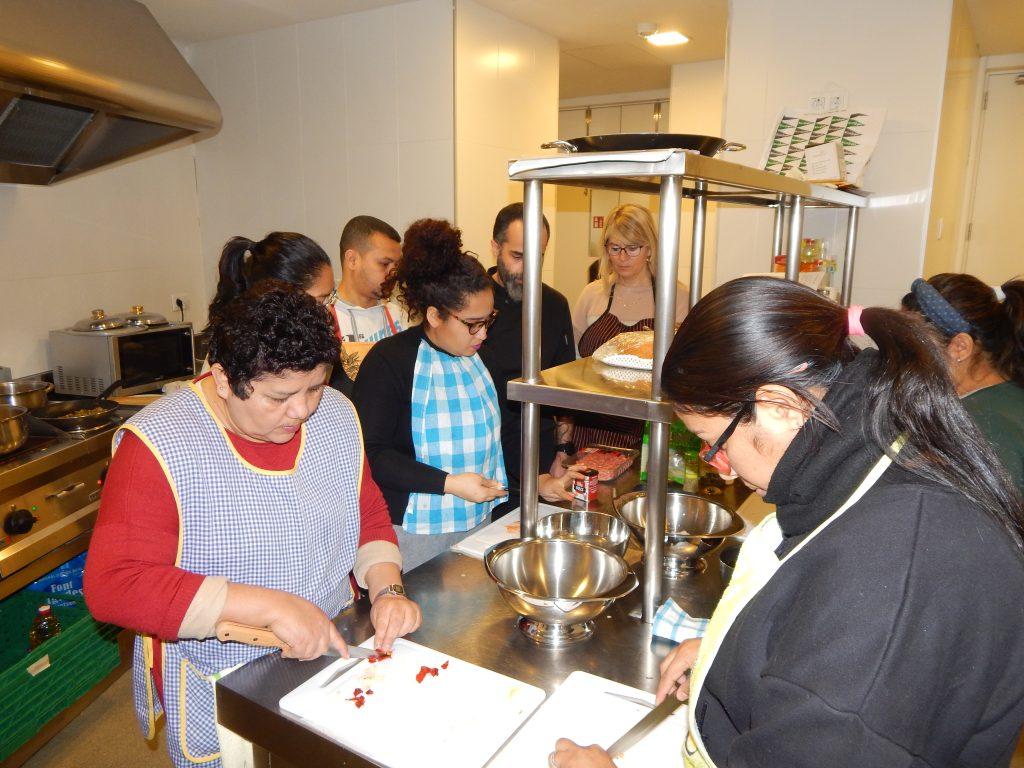 Persones participants al programa de formació i inserció laboral