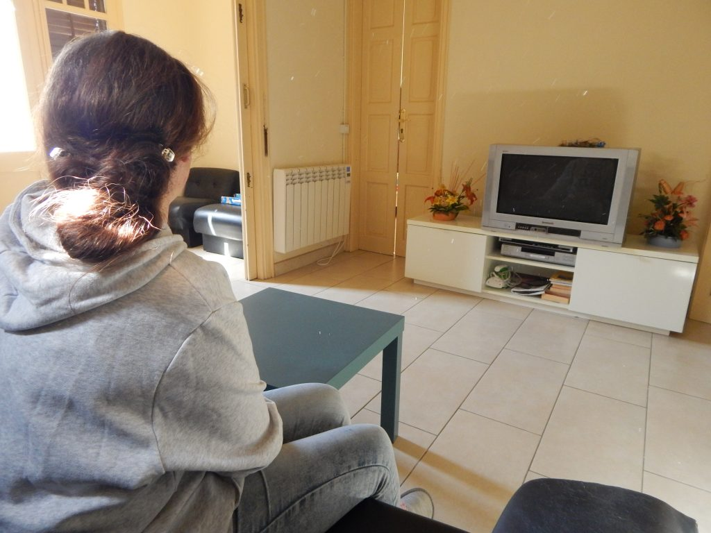 Dona Participant de Càritas